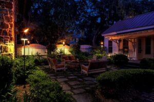 outdoor lighting colleyville tx