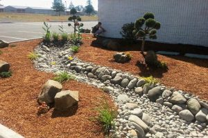 drainage systerm landscaping colleyville tx 3